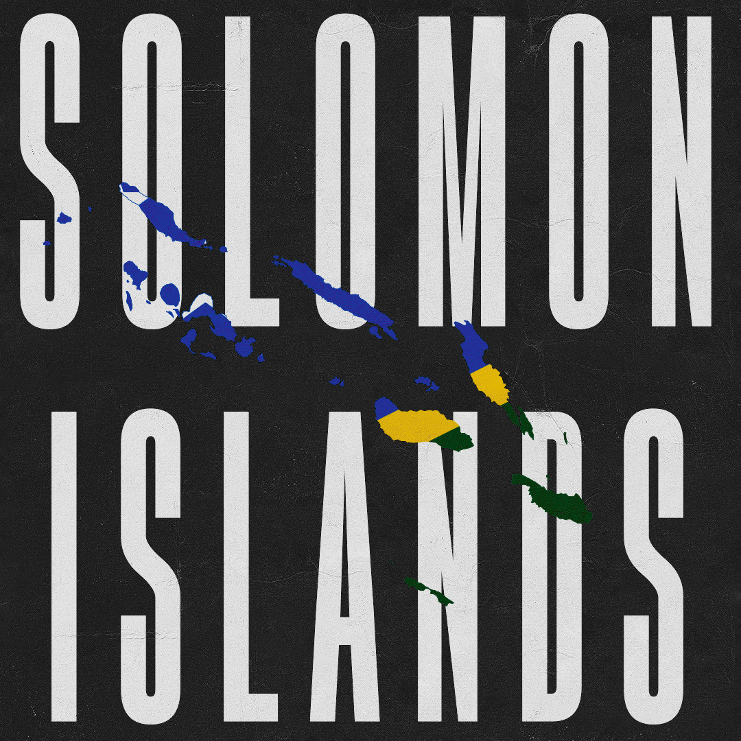 Solomon Islands (6/19, 1:00pm CST)